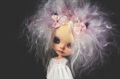 OOAK Custom Blythe Doll - DANDELION - By Ophelia Queen