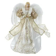 Shop our entire line of Home Decor and outdoor living items, along with our extensive Christmas Decoration line. Angel Christmas Tree Topper, Tabletop Christmas Tree, Christmas Angels, Christmas Decorations, Merry Christmas, Designer Collection, Ivory, Elegant, Cherubs