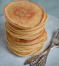 Cassavemeel pannenkoekjes   Fit en puur   Recepten voor gezonde voeding vaak glutenvrij, lactosevrij en geraffineerde suikervrij