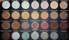 Coastal scents hot pot eye shadow, more shades to choose and make your own custom palette! I Love Makeup, Girls Makeup, Beauty Makeup, Makeup Looks, Hair Makeup, Makeup Dupes, Makeup Products, Beauty Products, Coastal Scents