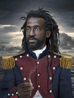 Captain Caribbean (after Tirzo Martha)