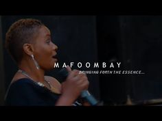 MS. STEPHANIE COOKE - bringing forth the essence... - YouTube