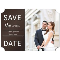 Adorable Surroundings Save The Dates