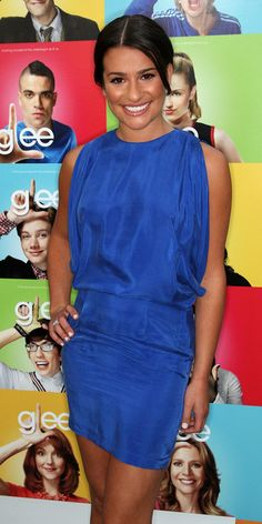 Lea Michele - Glee Screening