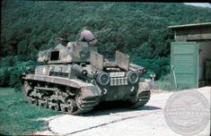 Turán II tank