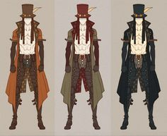 SteamPunk - Sam'Oray