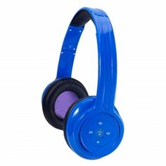 Craig Bluetooth Stereo Headphone-Blue (CBH508-BL)   http://www.giftgallore.com/product/84724_m/217_/Craig-Bluetooth-Stereo-Headphone-Blue-5284084724M.html
