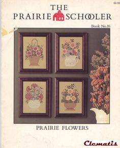 Book No.16_Prairie Flowers_1/5