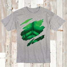 Hulk Smash Ripped Muscle Shirts _ Superhero Toddler and Baby Clothes _ Custom Hulk Muscle T-Shirts or Onesies _ Prime Decals