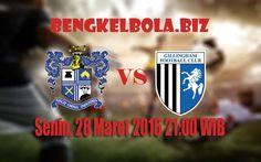 Prediksi Bury vs Gillingham 28 Maret 2016
