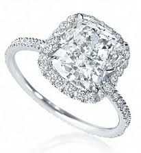 Micropave Cushion-Cut Diamond Engagement Ring from Harry Winston HATE halo diamonds.but I will always make an exception for harry winston Harry Winston Engagement Rings, Platinum Engagement Rings, Solitaire Engagement, Platinum Ring, Wedding Jewelry, Wedding Rings, Wedding Band, Harry Wedding, Cushion Cut Engagement Ring