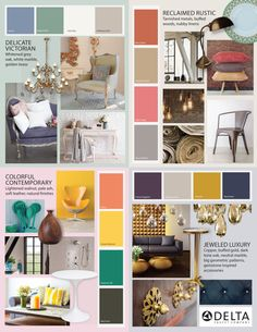 Interior design board layout   Milk and Honey   Pinterest   Board ...