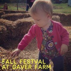 Fall Festival at Gaver Farm, Mt. Airy MD - www.TheFoxTeam.net