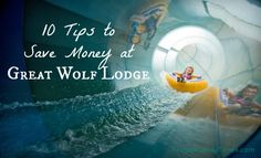 Frugal Family Times: 10 Tips to Save Money at the Great Wolf Lodge - awesome ideas Best Vacations, Vacation Trips, Vacation Spots, Vacation Ideas, Family Vacations, Summer Travel, Travel With Kids, Family Travel, Great Wolf Lodge Williamsburg