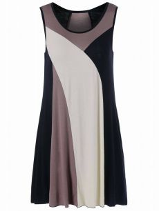 Fashion Clothing Site with greatest number of Latest casual style Dresses as well as other categories such as men, kids, swimwear at a affordable price. Casual Dresses For Women, Cute Dresses, Dresses With Sleeves, High Low Summer Dresses, Tank Top Dress, Colorblock Dress, Pattern Fashion, Fashion Dresses, Clothes