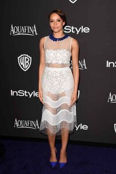Carmen Ejogo | All The Looks From The Golden Globes After-Parties