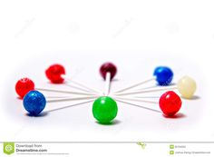 Lollipops Colorful Laying Circle White Background - Download From Over 45 Million High Quality Stock Photos, Images, Vectors. Sign up for FREE today. Image: 55194550