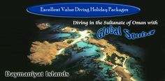 Global Scuba: Diving holiday Oman, NAUI & PADI courses Oman, Scuba diving Oman, Diving equipment Oman, Diving in Muscat
