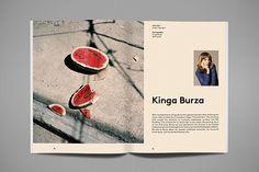 It's Nice That : New magazine Nourished Journal looks breathtakingly beautiful