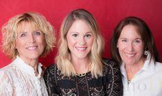 Our fabulous front desk trio!