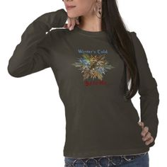 http://www.zazzle.com/winter_colors_metal_flake_t_shirts-235368945152561295?rf=238739306683447883  Winter Colors Metal Flake T-shirts