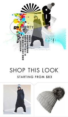 """""""Untitled #397"""" by kotyto ❤ liked on Polyvore featuring Y-3, polyvoreeditorial and kotyto"""