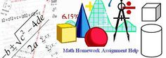 Math Assignment Help Online Understand how we can offer the best math homework help online for top results at such affordable prices to every customer.For more http://www.assignmentsweb.com/mathematics-assignment-help/