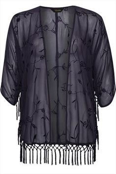 Purple+Kimono+With+Floral+Embroidery+%26+Fringing+Trim+Detail+50344Sale QUICK BUY Purple Kimono With Floral Embroidery & Fringing Trim Detail $46.50 BUY NOW $18.50