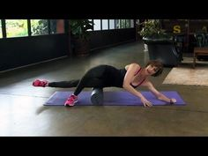 Full-Body Rolling Out Routine | Perfect Form With Ashley Borden - YouTube