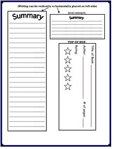 Cereal Box Book Reports Template | Cereal Box Book Report Template Image  Search Results Pictures Gallery