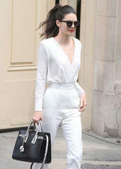 b3d4217af88e Street style da modelo Kendall Jenner