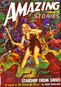 Robert Gibson Jones, Amazing Stories 48-08.