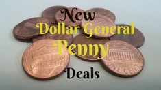 Here is your penny list Dollar General Beginning No need to use printable or insert coupons but it would give your overage if you find any deals.