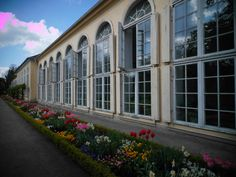 Great ORANGERIE Neuer Garten Potsdam Germany