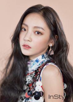 심쿵눈빛 구하라 | 인스타일 (Instyle Korea)