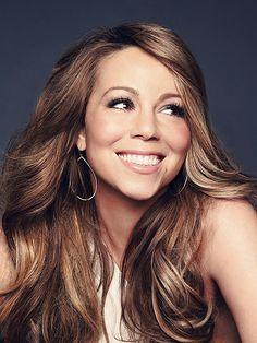 Mariah Carey, My inspiration. :)
