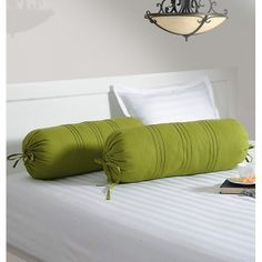 Green Bolster Cover- Roll on the royal times with the utterly solid impact. Royal Time, Bolster Covers, Green Cotton, Mehendi, Mattress, Couch, Bed, Furniture, Design