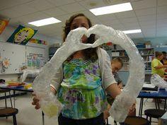 Art. Paper. Scissors. Glue!: Packing Tape Sculptures