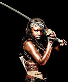 Queen Michonne___!!!