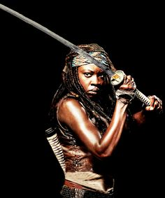 Queen Michonne___!!!                                                                                                                                                                                 Mehr