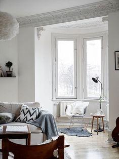 #DECO: Blanco, Negro y Tonos Neutros, una combinación muy elegante   With Or Without Shoes - Blog Moda Valencia España