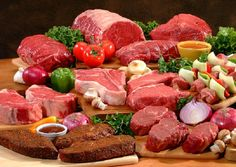 Healthy Diet – Red Meat OR No Red Meat? yes, some red meat for me :) Foods To Avoid, Foods To Eat, Diet Foods, Dog Food Recipes, Diet Recipes, Healthy Recipes, Healthy Foods, Healthy Nutrition, Healthy Habits
