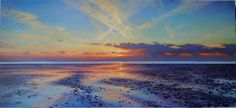 Ric W. Horner – Land & Seascape Artist   Paintings of Light and Space