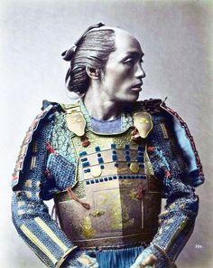 Les derniers Samouraï – Des photos très rares du Japon au 19e siècle (image)