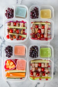 """Leftovers for lunch from What Lisa Cooks """"I am a big, big fan of leftovers. I don't think I have ever cooked a meal where there was just enough for that meal."""""""