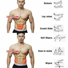 Lower Abs Excercises