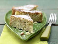 Bananenkuchen mit Quark und Haferflocken - smarter - Kalorien: 225 Kcal | Zeit: 120 min.