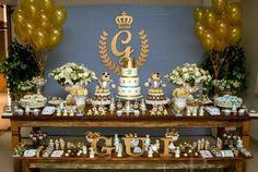 Laços & Caprichos: Chá de bebê do Príncipe Ghilherme!!!