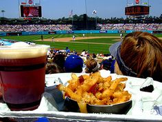BEST Ballpark Food.......MLB Stadiums  For one day when we do a ballpark tour...