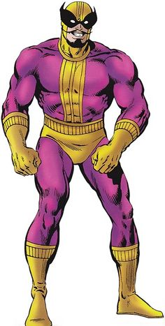 Batroc the Leaper - Marvel Comics - Captain America character